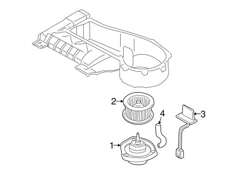 2003 Chevy Impala Heater Schematic