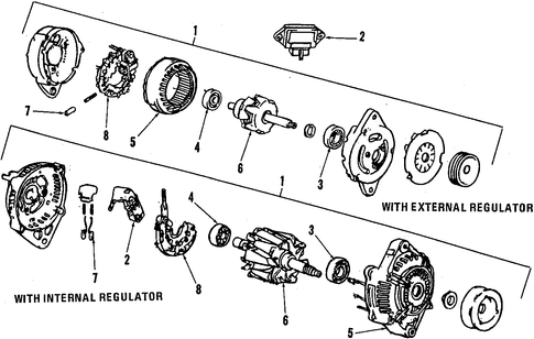 Regulator Assembly