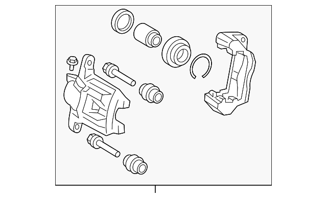 2014 scion tc front suspension