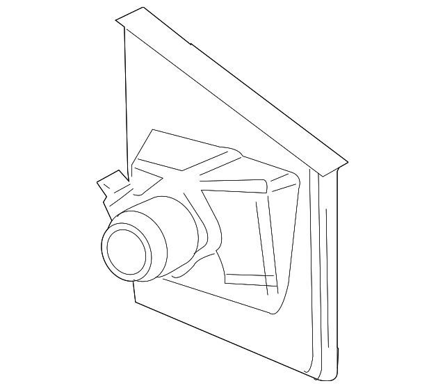 Cadillac Maf Sensor
