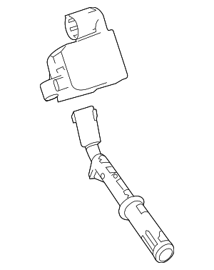Ignition Coil - Mercedes-Benz (157-906-01-00)