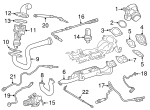 Egr Pipe - Mercedes-Benz (642-140-13-08)