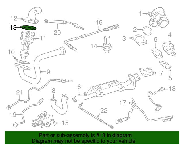 Vent pipe seal mercedes benz 642 141 00 80 mb oem parts for Mercedes benz manhattan parts