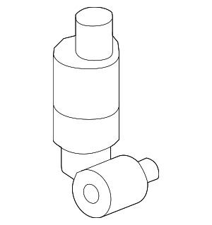 Washer Pump - Mercedes-Benz (246-866-00-00)
