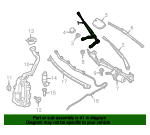 Wiper Arm - Mercedes-Benz (176-820-01-44)