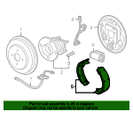 Brake Shoes - GM (13381403)