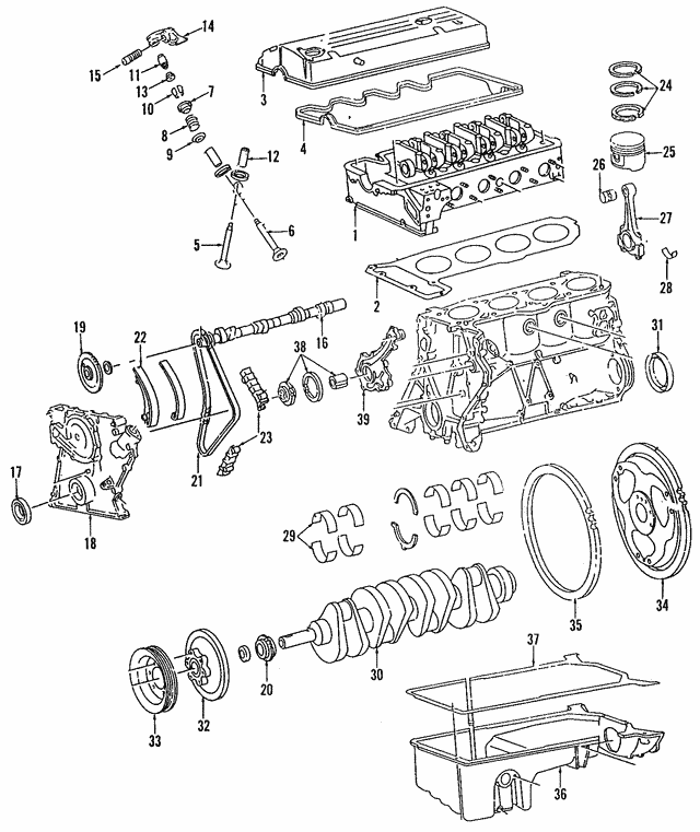 1985 mercede benz fuel system diagram