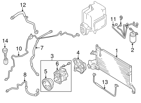 Automatic Temperature Controls For 1999 Mazda Millenia