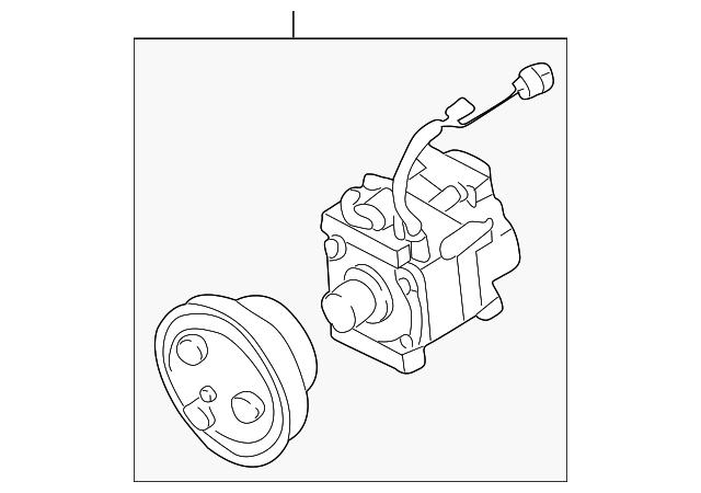 Mazda Compressor Assembly T00661450f on Mazda Millenia For Sale