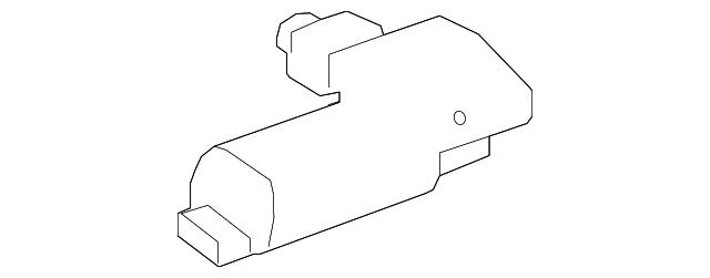 Hood /& Glove Box Bumper 4188 50/'s 60/'s Chevy /& GM Door