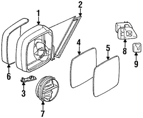 Bmw E30 318i Fuse Box Layout