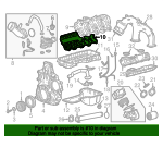 Valve Cover Gasket - GM (12691860)