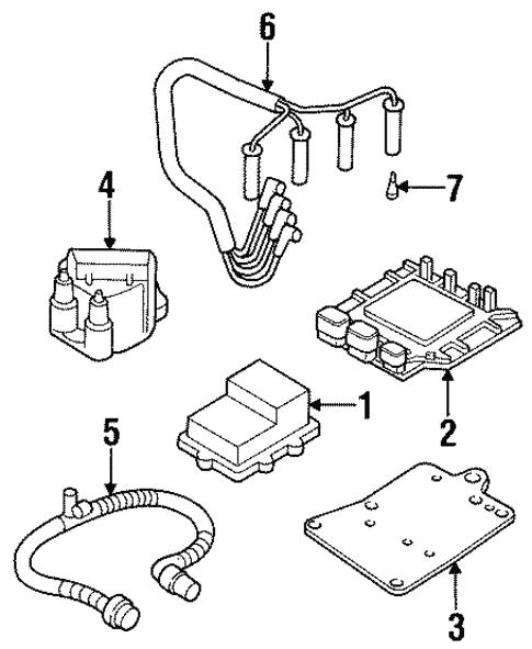 1996 Isuzu Hombre Wiring Diagram