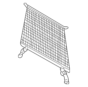 Cargo Net - Mercedes-Benz (6-7-65-0101)