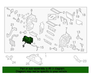 Kia Lower Case 97136-3S001 | My Kia Parts