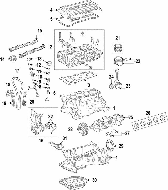camshaft assembly intake hyundai 24100 2b660 hyundaiparts rh hyundaioemparts com