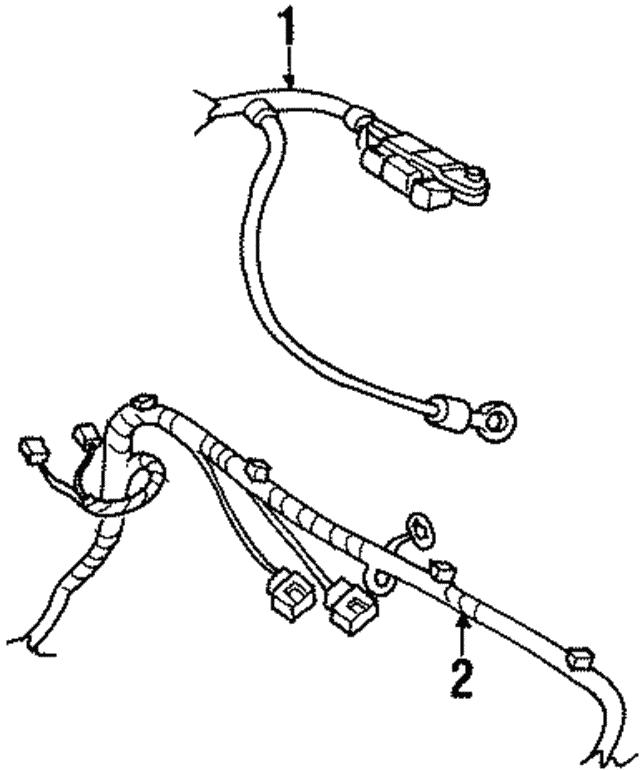 Mopar Wire Harnes