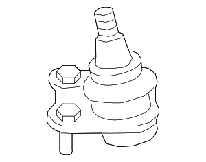 Ball Joint - Volkswagen (3QF-407-366)