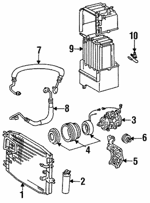 Toyota 99332-60985 V-Belt
