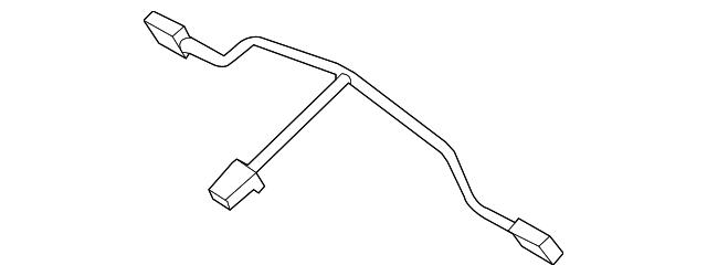 Wire Kia 56192 2k000 Quirk Parts