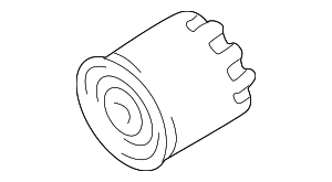 Engine Oil Filter - Mazda (B6Y2-14-302-P1)