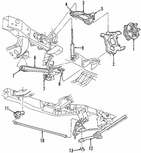 Dakota Suspension Diagram Modern Design Of Wiring Diagram