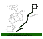 Breather Tube - Land-Rover (LR111543)