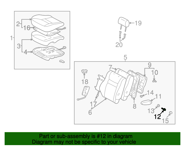 35 Toyota Tundra Interior Parts Diagram
