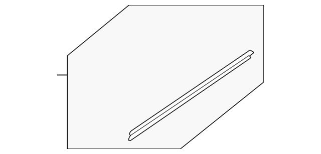 Toyota 85214-AE020 Windshield Wiper Blade Refill