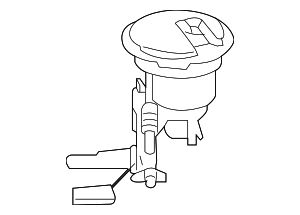 Fuel Filter - Mercedes-Benz (251-470-00-90)