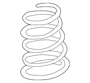 Coil Spring - Toyota (48131-08020)