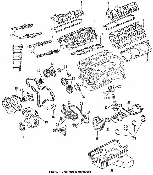 1990-1996 Nissan 300ZX Engine Oil Pump Pickup Tube 15050-30P02 | Nissan  Parts StoreNissan Parts.cc