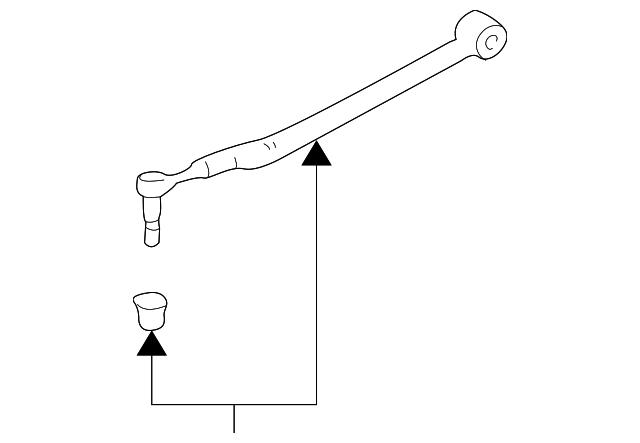 Lateral Arm Gm 25954973 Gmpartsdirect Com