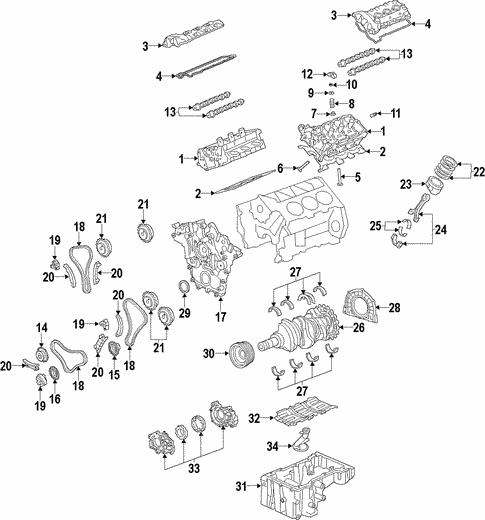 Engine for 2009 Pontiac G8 | GMPartOnlineGM Parts Online