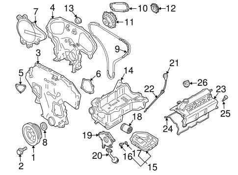 Engine Parts for 2010 Nissan Pathfinder | TascaParts.comTasca Parts