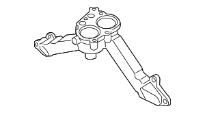 Thermostat Housing - GM (12643796)