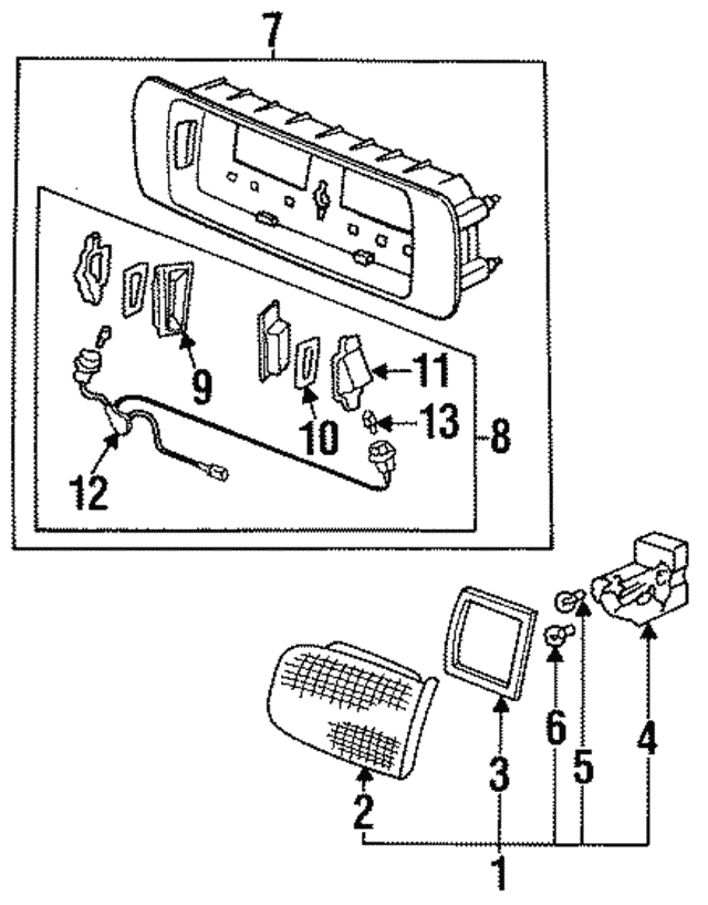 1992 1995 Honda Socket L 34157 Sr4 A01
