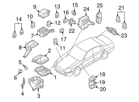 96 Pontiac Sunfire 2 4 Engine Diagram further 92 00 Honda Acura Wiring Sensor Connector Guide 3146770 moreover T23402789 Trans oil temp sensor location 1998 in addition 2000 Honda Cr V Oxygen Sensor Location moreover 93 Ford Ranger Egr Valve Location. on 97 civic knock sensor diagram