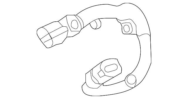 volkswagen wire harness  5qe