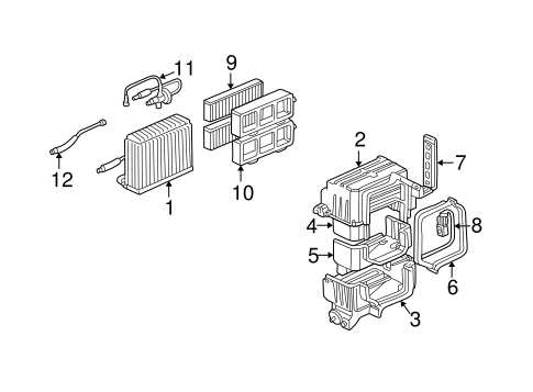 Seal, Evaporator (Outer)