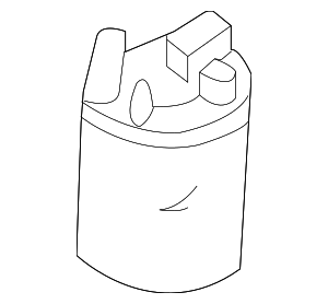 Fuel Filter - Hyundai (31911-2C000)