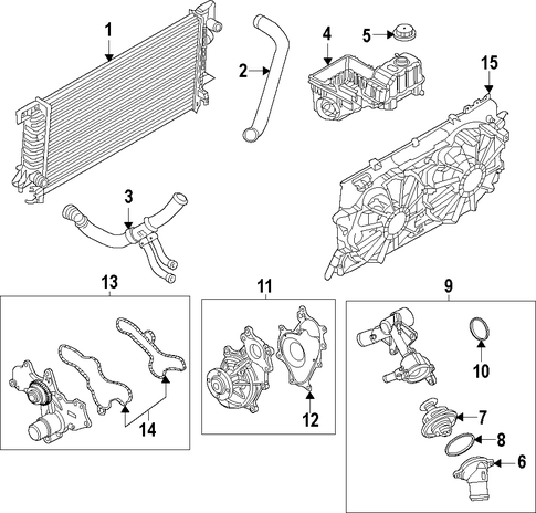 T6356618 Timing marks 1 6 ford as well T2856479 Vacuum hose diagram 1979 ford 460 engine furthermore 874418 Fuel Bowl Diagram further Thermostat Location On 2008 Buick Enclave in addition 0e6am Need Diagram 2002 F150 Sparkplug Firing Sequence. on ford 3 8 engine diagram