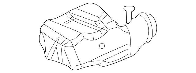 Genuine GM Resonator 22712231