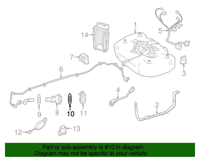 Injector seal mercedes benz 164 492 01 56 shop mb bmw for Mercedes benz parts online shop