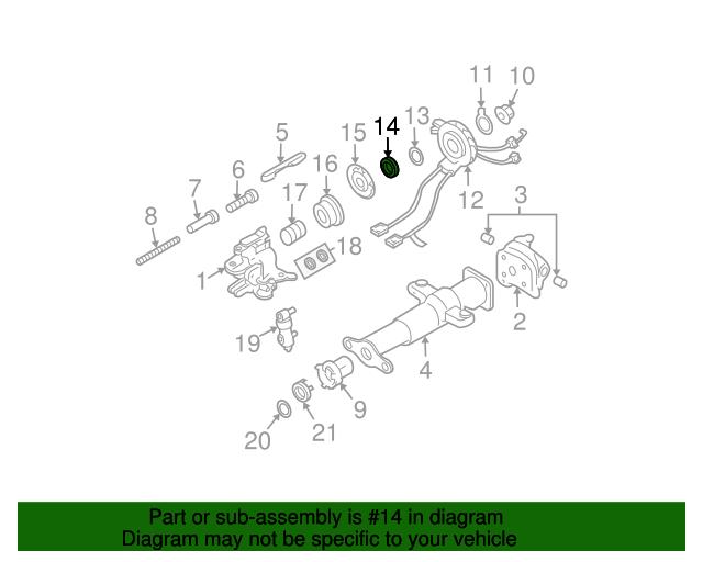 Genuine GM Lock Plate Retainer Ring 5694191