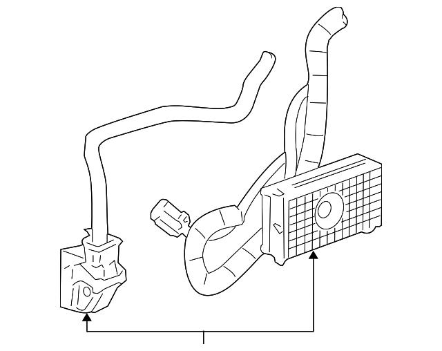 2008 Chevrolet Cobalt Harness 25862011