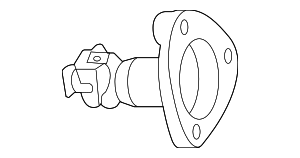 Thermostat Housing - Nissan (11061-4S100)