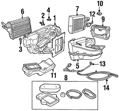 Air Compressor Clip