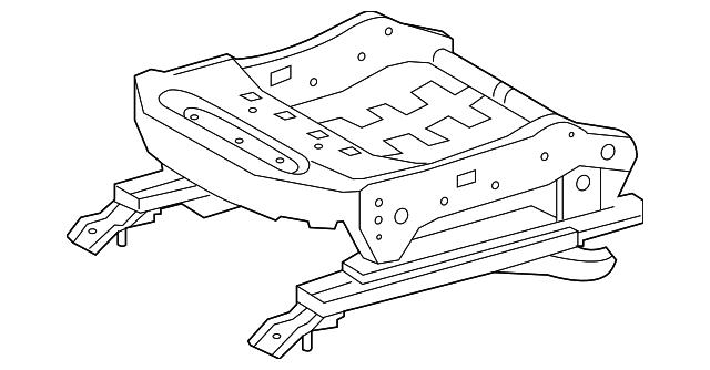 seat adjust assembly