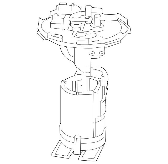 Module Fuel Pumplevel Unit
